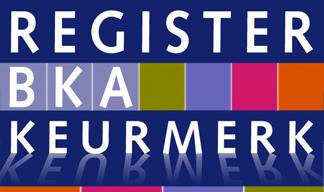 Logo BKA Keurmerk